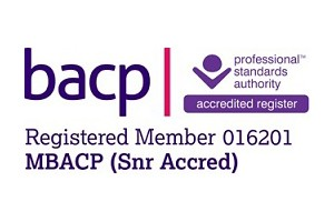 accredited member of bacp