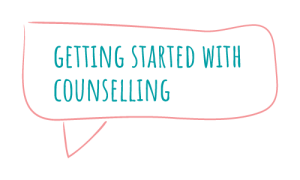 getting started with therapy and counselling