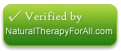 Natural Therapy For All Verified Counsellor