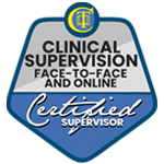 clinical supervision face to face and online counselling certified